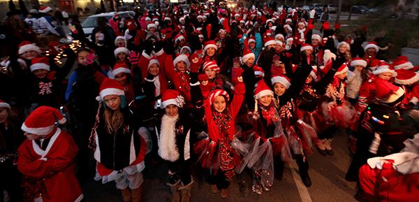 Santa-Claus-Parade